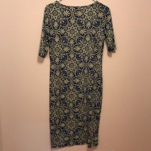 LuLaRoe Dresses - Lularoe Julia dress. Never worn.